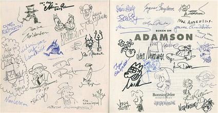 Adamson-autografer